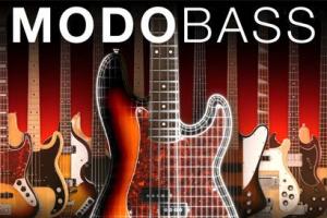 【全奏法デモ有】MODO BASSはスライドも打ち込みやすい【使い方解説】