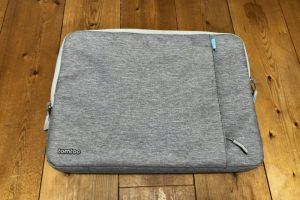 【レビュー】tomtocのMacBook Proケースを買いました【Surfaceも対応】